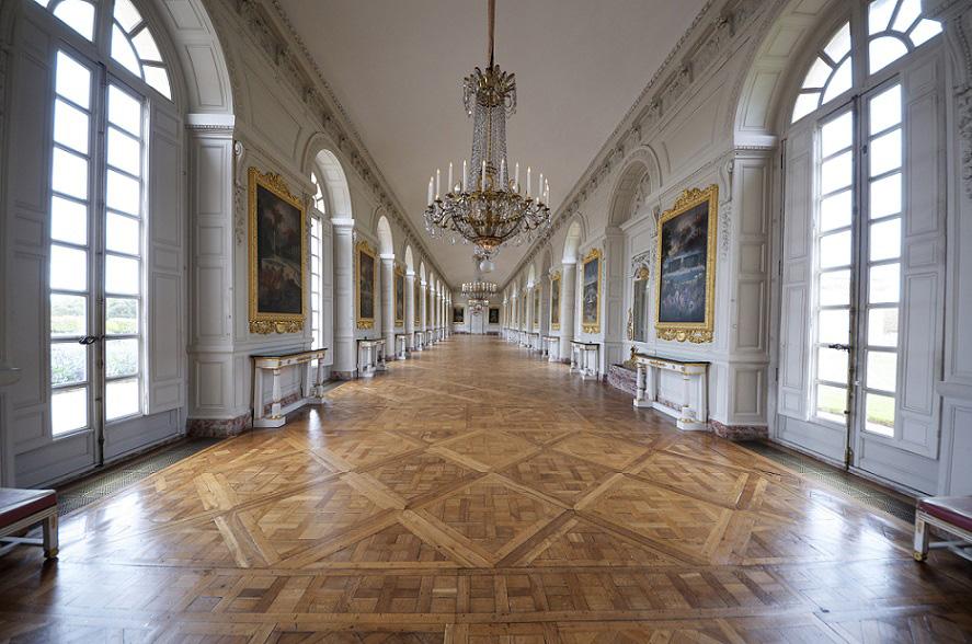versailles parquet tile palace
